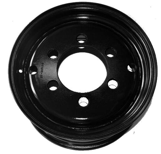 Mitsubishi Fuso FG 4x4 Super Singles Wheels